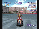 Surf Rocket Racers Dreamcast Rome