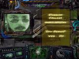 Alien Blast: The Encounter Windows Game Over screen