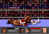 Greatest Heavyweights Genesis Holyfield is resting a little...