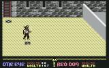 Skull & Crossbones Commodore 64 I be digging for buried treasure. Arg!
