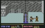 Skull & Crossbones Commodore 64 This one be a might tough.