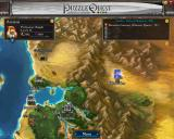 Puzzle Quest: Challenge of the Warlords Windows World map