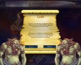 Puzzle Quest: Challenge of the Warlords Windows Info on your enemy