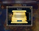 Puzzle Quest: Challenge of the Warlords Windows You can hear all kind of rumors in taverns.