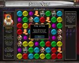 Puzzle Quest: Challenge of the Warlords Windows With runes you can forge your own magical items.