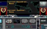 MiG-29: Deadly Adversary of Falcon 3.0 DOS War room (Options menu)