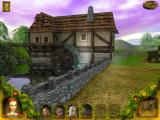GODS: Lands of Infinity Windows a water mill (one of the few peaceful places in the game)