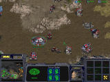 StarCraft Windows Making sure soldiers are in the bunker, and defences are active.