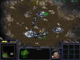 StarCraft Windows Zergs have shot down the General Duke of opposing forces. You'll have to rescue him to make him your ally.