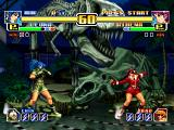 The King of Fighters: Evolution Windows Museum arena