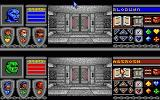 Bloodwych Amiga You can split screen and play with friend.