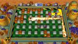 Bomberman LIVE Xbox 360 Classic Mode gameplay with four players