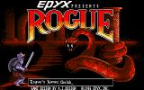 Rogue Amiga Title screen