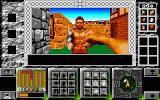 Legends of Valour Amiga Fist fighting on the streets