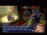 Jade Cocoon: Story of the Tamamayu PlayStation Garai, the wise woman of the village