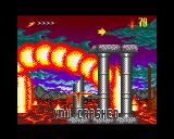"Unreal Amiga You will get the ""You crashed""-message very often. This shoot-'em-up level is a graphic mess."