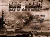Air Raid: This is Not a Drill Windows Main menu