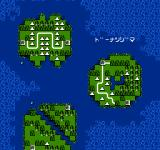 Famicom Wars NES Map/Level selection