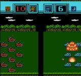 Famicom Wars NES Artillery doesn't have to be adjacent in order to attack enemy units.