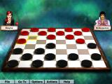 Hoyle Board Games 2001 Windows Checkers