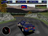 Network Q RAC Rally Championship DOS Dangerous curves... 8S