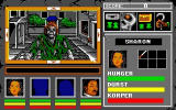 Lords of Doom DOS Eeeeeeeek! A zombie!