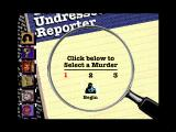 Who Killed Taylor French?: The Case of the Undressed Reporter Windows 3.x Selecting a murder