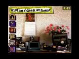 Who Killed Taylor French?: The Case of the Undressed Reporter Windows 3.x Victim's desk at home