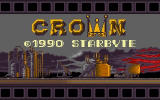 Crown DOS Title screen