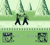 Sakigake Otokojuku: Meiōtō Kessen Game Boy Opponent number two. He is not as easy as the first.