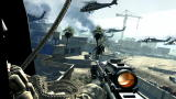 Call of Duty 4: Modern Warfare Windows Helicopter ride to hell. Here we are low-level transported to the drop zone.
