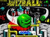 Wizball ZX Spectrum Loading screen