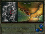 War Wind Windows Campaign map screen