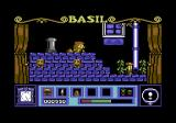 Basil the Great Mouse Detective Commodore 64 You already investigated a clue