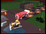 Blast Corps Nintendo 64 Clear a path for the carrier!