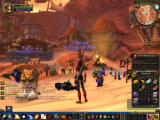 World of WarCraft: The Burning Crusade Windows The Valley of Strength: Orcish town