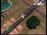 Blast Corps Nintendo 64 Sometimes you need to commandeer trains and ships.