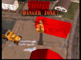 Blast Corps Nintendo 64 Each level starts with a fly-by.