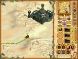 Heroes of Might and Magic IV: Winds of War Windows A city of the dead in the hot desert sands