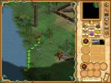Heroes of Might and Magic IV: Winds of War Windows The main hero of the barbarian campaign