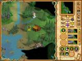 Heroes of Might and Magic IV: Winds of War Windows A Strange building