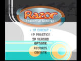 Razor Freestyle Scooter Dreamcast