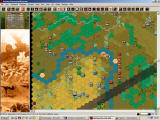 Panzer Campaigns VI: Korsun '44 Windows Game screen