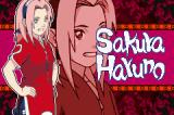Naruto: Ninja Council 2 Game Boy Advance Sakura Haruno