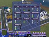 SimCity Societies Windows The list of achievements.