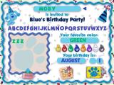 Blue's Clues: Blue's Birthday Adventure Windows Signing in
