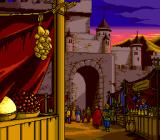 Dragon Slayer: The Legend of Heroes TurboGrafx CD Intro Scene 1 (Peace for now)