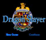 Dragon Slayer: The Legend of Heroes TurboGrafx CD Shall we Begin???