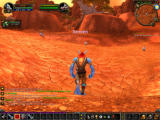 World of WarCraft: The Burning Crusade Windows A newbie troll. My brand new character :)