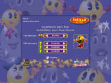 Pac-Man All-Stars Windows Select your player(s)